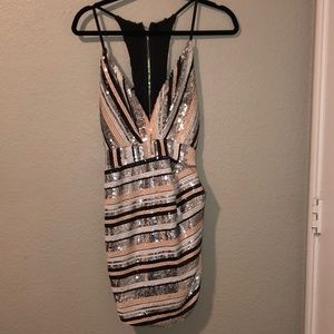 Perfect dress for a night out!